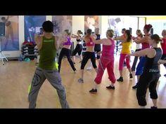 Tacata - mit Anni Kornherr und Guillermo Diaz  - Stammtisch 04.08.2012  www.zumbadiaz.com MUST LEARN!