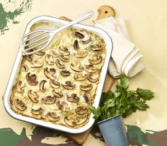 Auch der Wirz gehört zur Familie der Kohlköpfe. Er schmeckt als Lasagne…