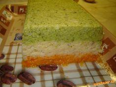 Zeleninová terina
