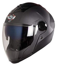 f4fbb4b7 Need a helmet that offers perfect vision during day and night? Single viosr  helmet won't be able to offer it. Check out our top double visor helmets  today!