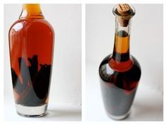 saw this on the cooking channel today. make your own vanilla extract, takes weeks, but its better than store bought stuff. Vanilla Extract Recipe, Diy Holiday Gifts, Diy Gifts, Holiday Ideas, Christmas Gifts, Home Canning, Candy Gifts, Slow Food, Food Gifts