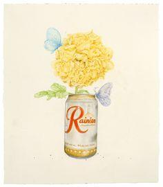 Rainier Beer, Aurel Schmidt