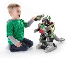 Fisher-Price+Imaginext+Power+Rangers+Green+Ranger+&+Dragonzord+RC+$37.59+{reg.+$69.99}