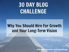 Stathis blog:  Day 16: How will you build a team around your vis...