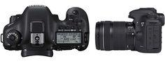Caratteristiche e prezzo della nuova Canon EOS 7D Mark II