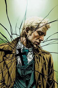 John Constantine by Lee Bermejo