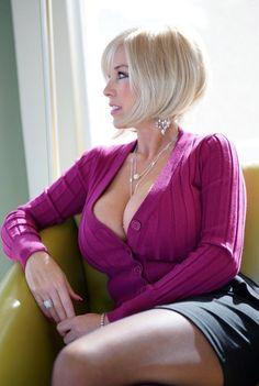 Sexy Milf, Sexy Blonde