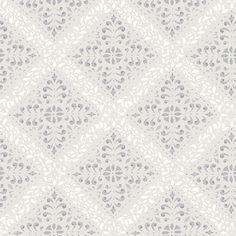 Wall Vision Nyborg Taupe Ornamental Geometric Wallpaper Sample - The Home Depot Rustic Wallpaper, Grey Wallpaper, Textured Wallpaper, Wallpaper Roll, Swedish Wallpaper, Wallpaper Online, Wallpaper Samples, Geometric Floral Wallpaper, Painting Patterns