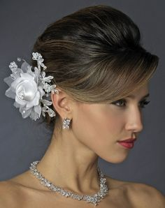 romantic-2705 by romantic-2705 // More from romantic-2705: http://www.theknot.com/gallery/bridal-accessories/bella-tiara