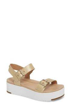 6608110110f3 UGG® Angie Platform Sandal (Women)