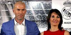 Photos : les enfants et Véronique, la femme de Zinédine Zidane, sortent de l'ombre