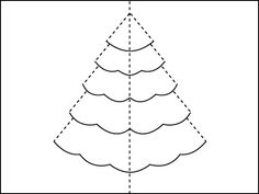 How to Make a Christmas Tree Pop up Card (Robert Sabuda Method) Fun, easy to make 3D pop-up Christmas card. Suitable for all levels.