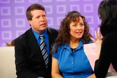 Looks like Jim Bob and Michelle Duggar's prayers have been answered! Years after…