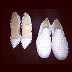HIS & HERS............ Christian Louboutin