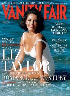 Liz in Vanity Fair. No one like her!!!