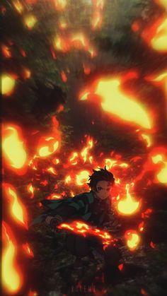 Kimetsu no Yaiba wallpaper by Anime Angel, Ange Anime, Anime Demon, Otaku Anime, Anime Art, Best Anime Shows, Kirito, Slayer Anime, Animes Wallpapers
