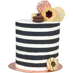 PME Acryl Dekorschaber Streifen - STRIPES Tall Cakes, Create, Food Grade, Patterns, Nice, Products, Garnishing, Stripe Pattern, The Last Song