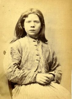 Victorian mugshots reveal nineteenth century interest in criminal anthropology - independent.co.uk - with a write up of each childs crimes