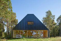 Summerhouse Husarö By Tham & Videgård Architects