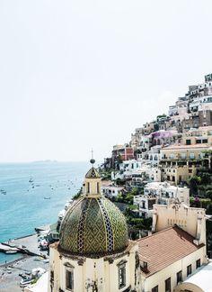 Inspiration: Amalfi Coast