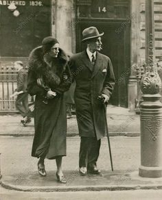 Irina and Felix Yusupov.