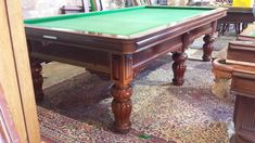 Antique Carom table