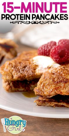 Cottage Cheese Protein Pancakes + More Healthy Pancake Recipes Ww Recipes, Pancake Recipes, Breakfast Recipes, Cooking Recipes, Healthy Recipes, Healthy Cottage Cheese Recipes, Mexican Breakfast, Crepe Recipes, Breakfast Sandwiches