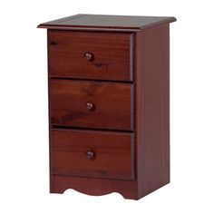 Found it at Wayfair - 3 Drawer Nightstand