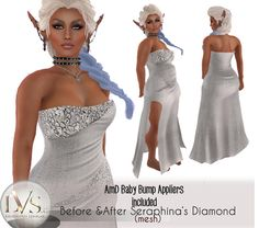 [LVS&CO]FORMALS-Seraphina's Diamond-{amd appliers included]