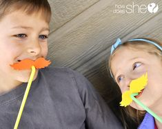 Free printable mustaches and   St. Patrick Day printables. Cute!