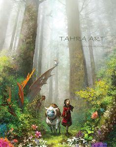 TAHRA ART BOOK by tahra.deviantart.com on @DeviantArt