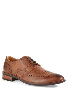 Cole Haan 'Lenox Hill' Wingtip   (Men) available at #Nordstrom