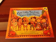 One Little, Two Little, Three Little Pilgrims Three Little, Pilgrims, Homeschool, Illustration, Holiday, Books, Art, Art Background, Vacations