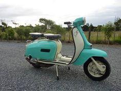 Lambretta 1967- I must have one!