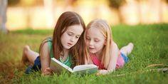 Even when school's out, books are still in.