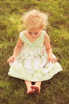 Toddler Girl Photography