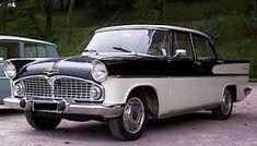 Resultado de imagem para simca chambord 1960