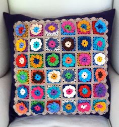 Cushion. Beyond the Square Motif 114