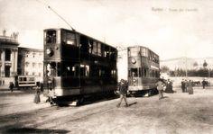 1900 ca. tram per i Castelli romani Rome, Street View, San, Photos, Italia, Rum, Rome Italy