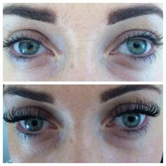 No more wasting Time curling ur lashes with this look from Diva Lash!