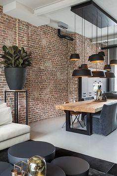 Une faïence imitation brique parfaite pour donner un style à votre maison