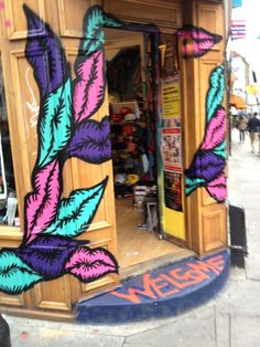 grafitti brick lane london