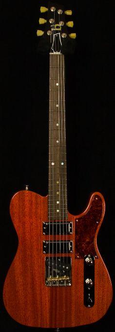 b3 Guitars - Phoenix Trans Orange