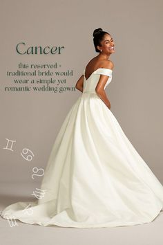 Zodiac off the shoulder ballgown wedding dress inspiration – Cancer Tulle Wedding Gown, Wedding Dresses, Off Shoulder Ball Gown, Elegant Ball Gowns, Boho Gown, Romantic Lace, Gowns Of Elegance, Perfect Wedding Dress, Joyful