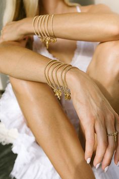 Karma has landed. Discover our beautiful new Sterling Silver, Gold and Rose Gold jewellery, taking inspiration from the cosmic law and transforming it into a warm, loving collection full of positivity and tranquillity. Rose Gold Jewelry, Gold Jewellery, Unique Bracelets, Cosmic, Karma, Annie, Law, Bangles, Positivity