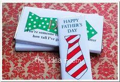 Una buena idea para el día de el padre