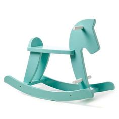 Robbie Rocking Horse How cute! about $32 USD http://shop.sueryder.org/rocking-horse-blue.html