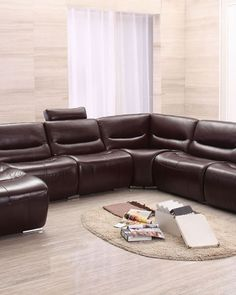 Large Sectional Sofa With Recliner