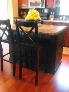 Thrifty Decor Chick: A beadboard kitchen island