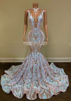 Luxury Long Sparkly Prom Dresses 2020 Sheer Nude O-neck Sex Sequin African Black Girls Mermaid Prom Party Gowns Robe de soiree Black Girl Prom Dresses, Mermaid Prom Dresses Lace, Sparkly Prom Dresses, Pretty Prom Dresses, Sherri Hill Prom Dresses, Lace Dress Black, Wedding Dresses, Pageant Gowns, Party Gowns